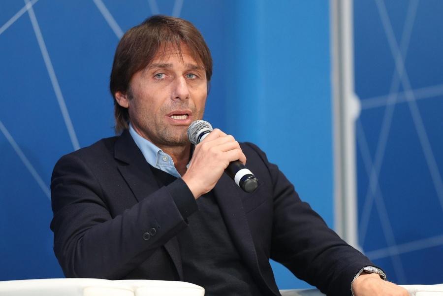 Antonio Conte, nuevo técnico del Inter de Milán