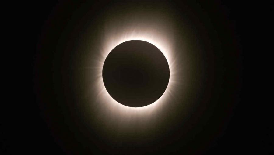 VIDEO: Hallan primera filmación de un eclipse solar que data de 1900