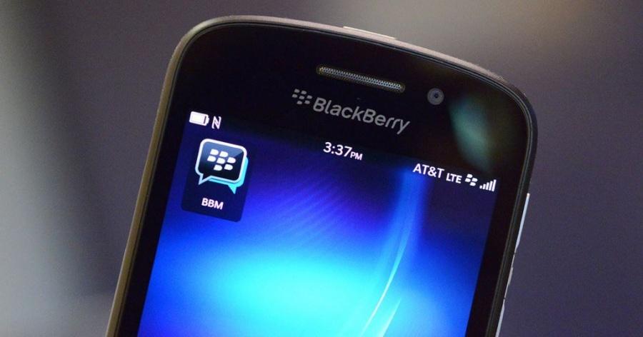 BlackBerry Messenger dice adiós