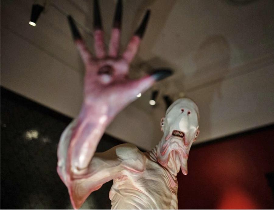"""""""En Casa con Mis Monstruos"""", exposición de Guillermo del Toro, abre sus puertas"""