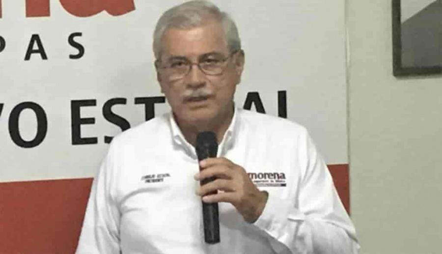 Fallece José Antonio Leal Doria, dirigente de Morena en Tamaulipas