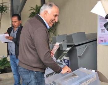 Momento fundamental es elección en Baja California: Héctor Osuna