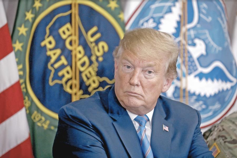 Trump ofrece pacto a Irán, pero envía aviones a frontera