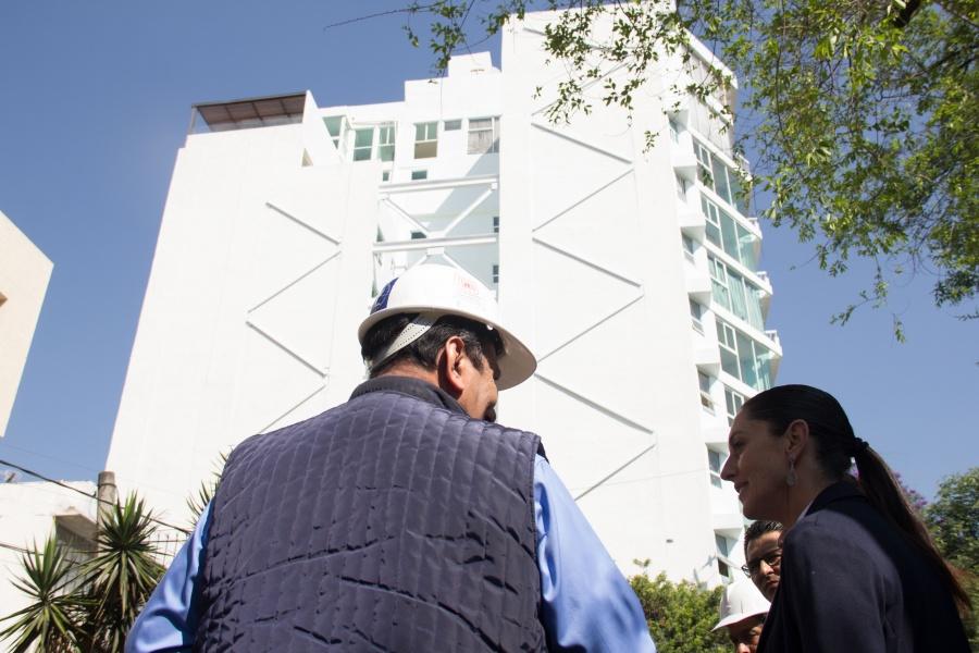 Recursos para reconstrucción, garantizados hasta 2021: César Cravioto