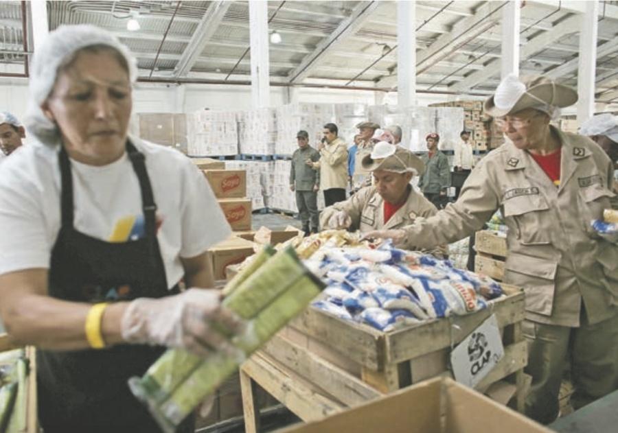 Precio de comida aumentó 732 millones por ciento en era Maduro