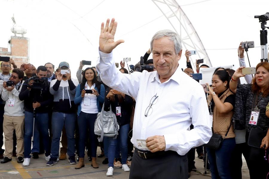 Acepta Cárdenas derrota en Puebla