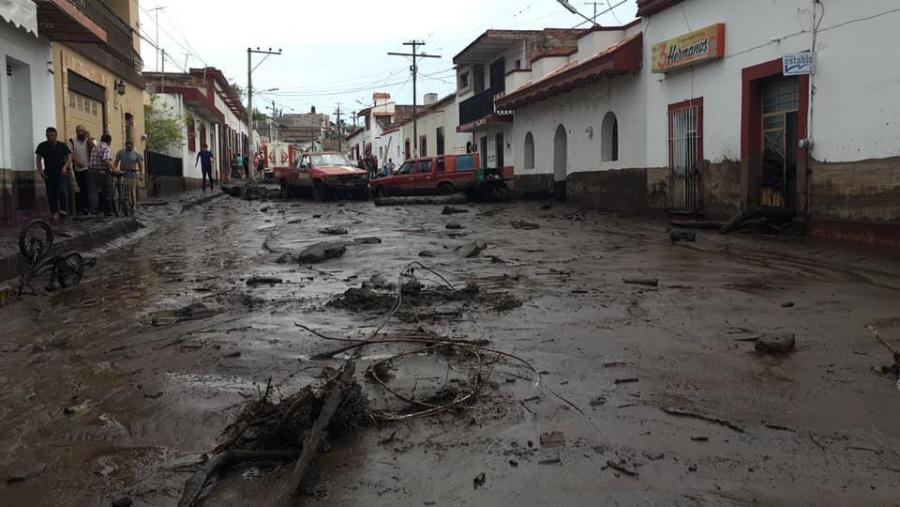 Tormenta Desborda Río En San Gabriel Jalisco Implementan Plan Dn