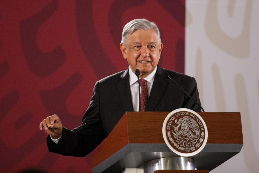 La jornada electoral fue pacífica: López Obrador