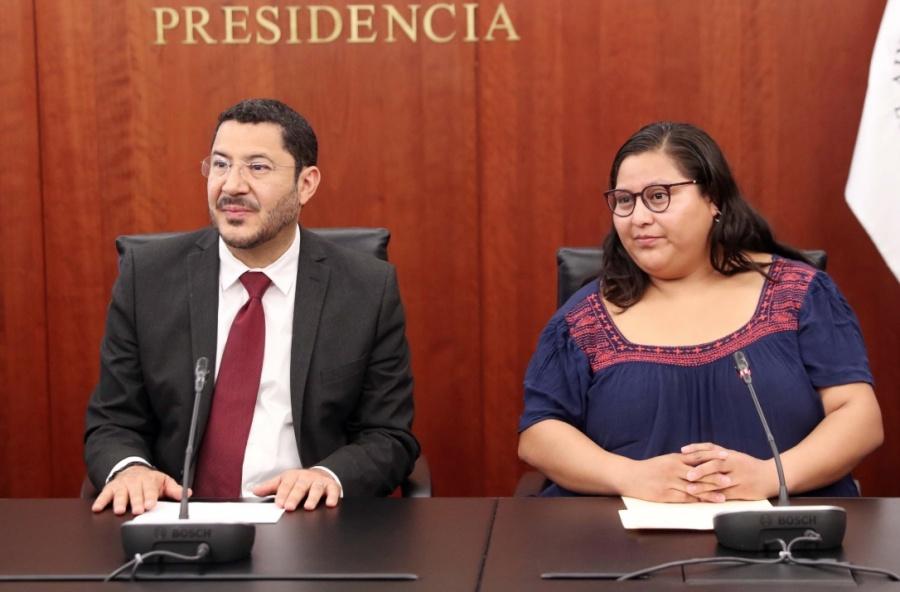 Agresión fue un atentado contra los poderes del Estado: Citlalli Hernández Mora