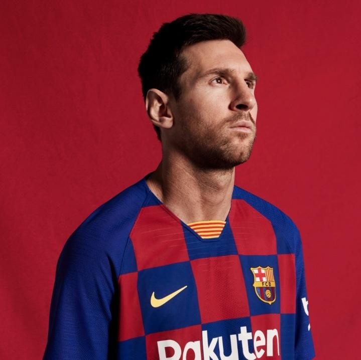 Barcelona presenta su nueva playera 2019-2020