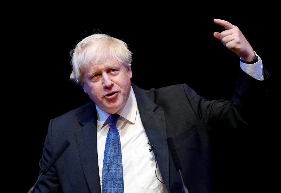 Boris Johnson promete el Brexit para finales de octubre