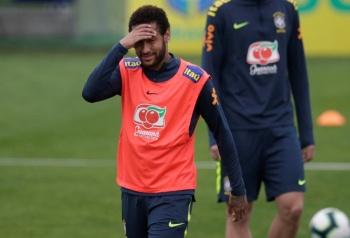 Nike expresa preocupación por Neymar