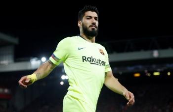 Luis Suárez continuará rehabilitación con Uruguay