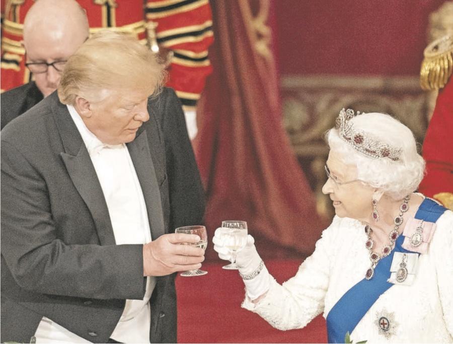 Trump remece Élite Política de Inglaterra