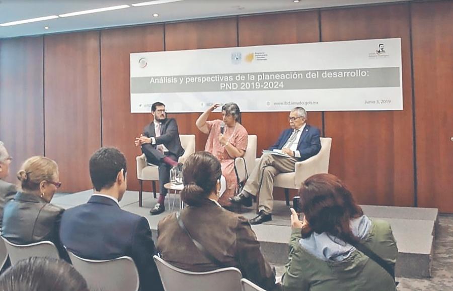 Advierten crisis de gobernabilidad por Plan de Desarrollo