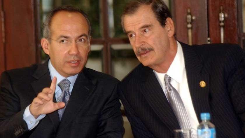Calderón y Fox critican el uniforme neutro para escuelas de la CDMX