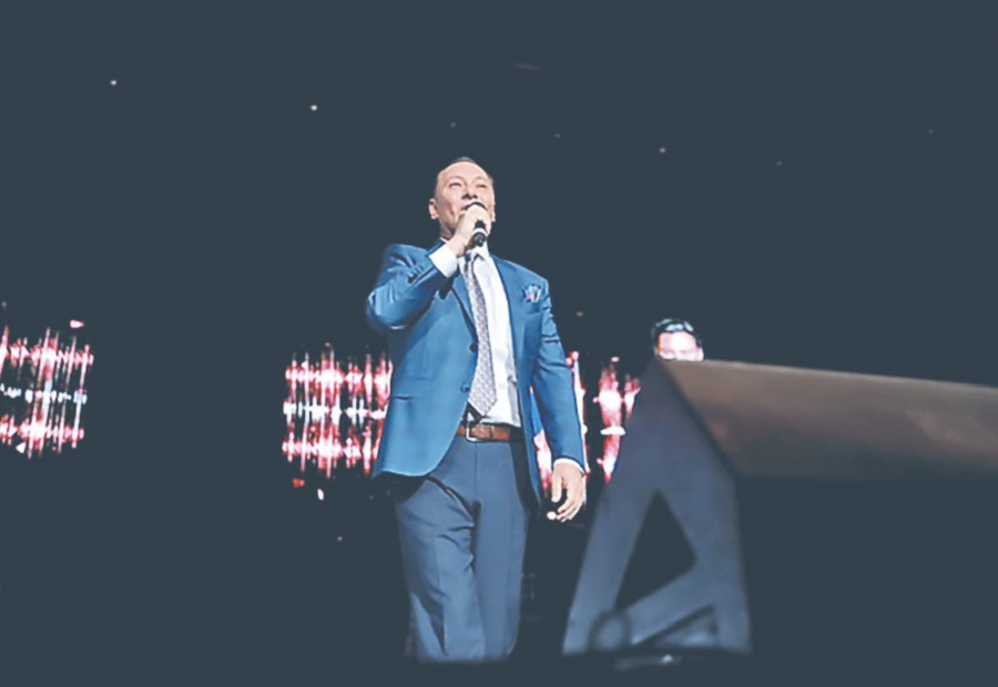 Mariano Osorio calienta motores para festejar 20 años en radio