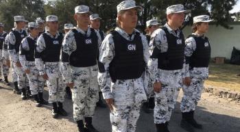 Prevén subir a 17 mil 500 mdp el presupuesto de Guardia Nacional