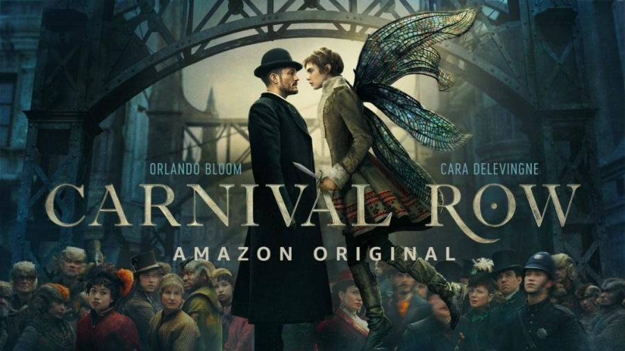 'Carnival Row' la nueva entrega de Cara Delevingne y Orlando Bloom