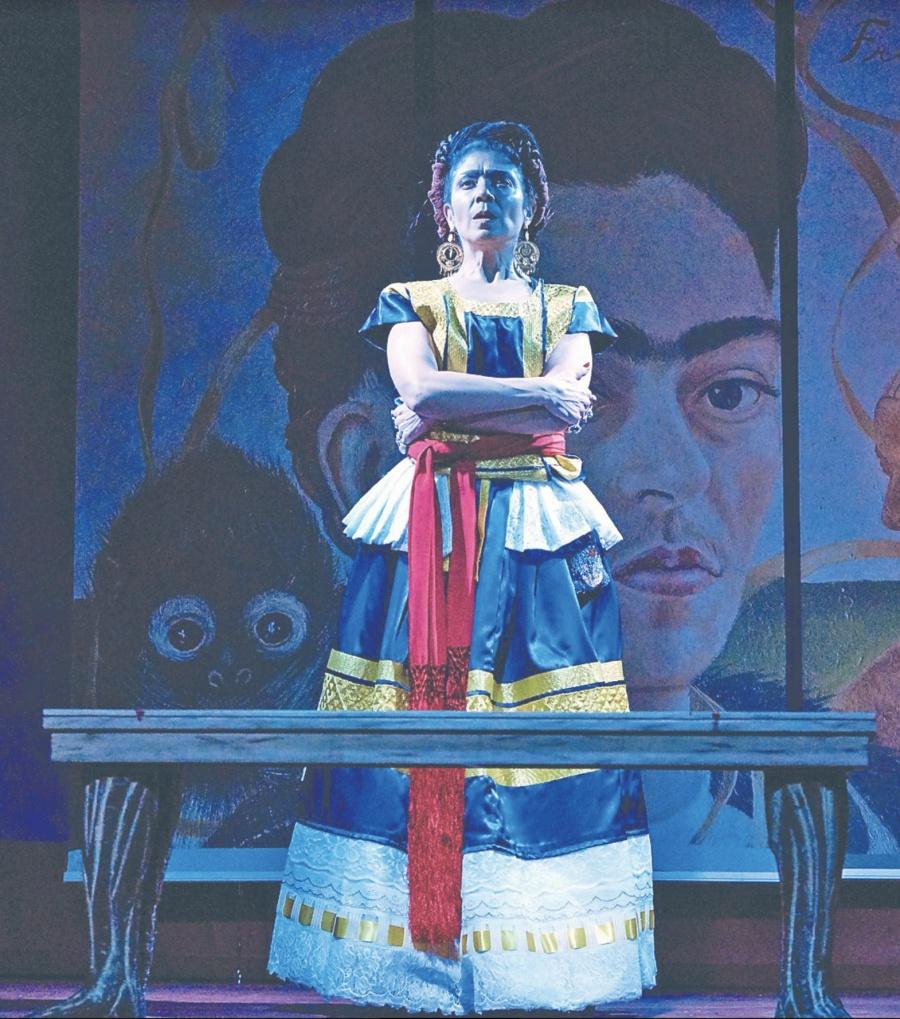 Rememoran intimidad de Frida Kahlo con obra de teatro