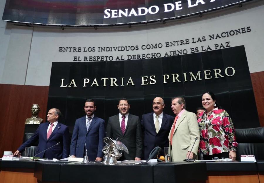 Aprueba Comisión Permanente reforma constitucional en materia de equidad de género