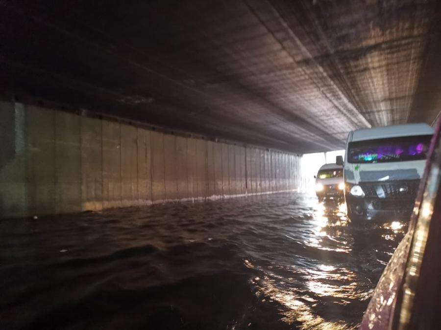 Inundado bajopuente de Oceanía