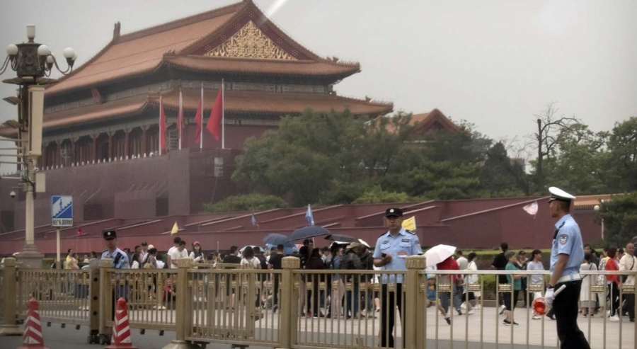 Disidentes Chinos conmemoran 30 años de Masacre de Tiananmen