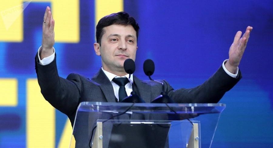 Volodímir Zelenski gana segunda vuelta presidencial de Ucrania
