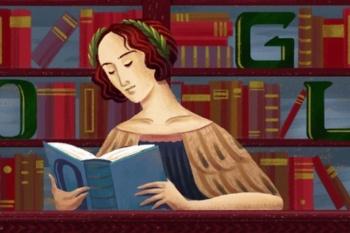 Google rinde homenaje a primera mujer en obtener un doctorado