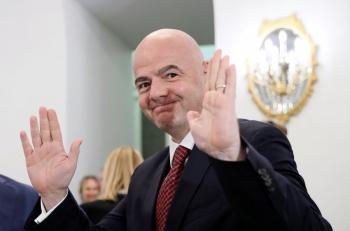 Gianni Infantino, reelegido presidente de la FIFA hasta 2023