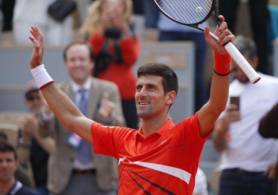 Djokovic se medirá a Thiem en semifinales de Roland Garros