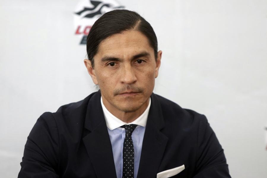Palencia anuncia su salida del Lobos BUAP