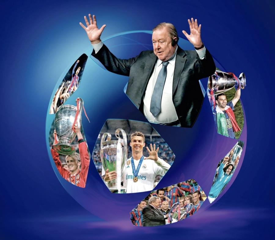 Lennart Johansson, padre de la Champions League deja 27 títulos