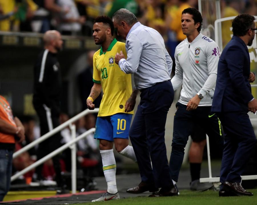 Neymar se pierde la Copa América por lesión