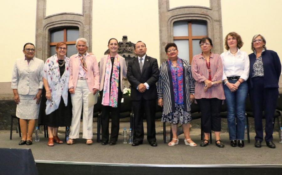 Dan a conocer Acciones y compromisos del Gobierno CDMX con las mujeres