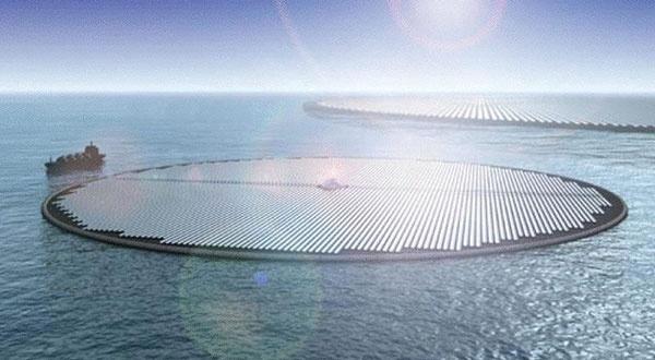 Holanda prepara primera granja solar en el mar