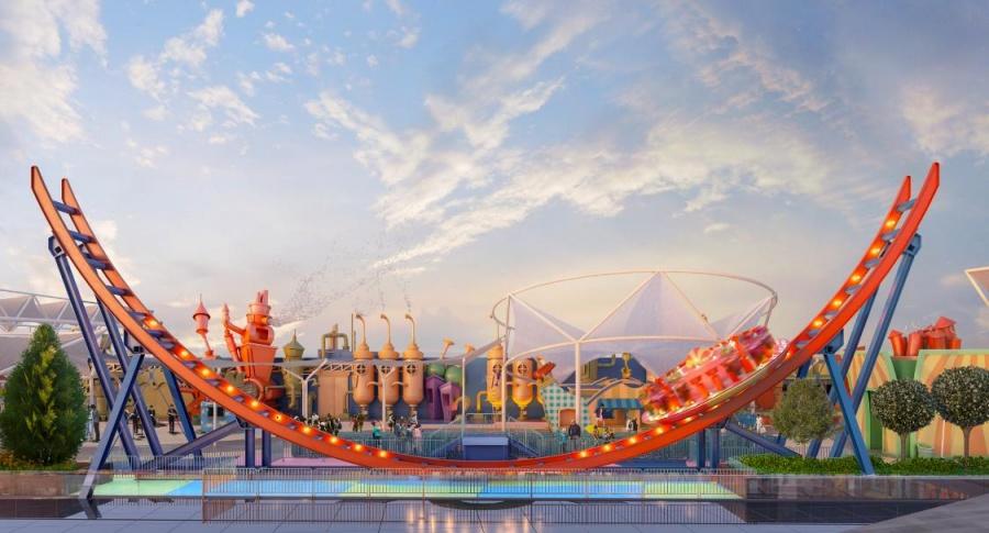 Six Flags ya tiene competencia en Iztapalapa