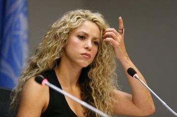 Shakira es acusada de fraude en España
