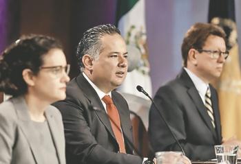 Van juntos México y EU contra lavado de dinero