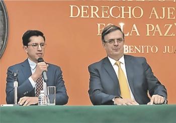 Concluye sin acuerdos la reunión México-EU