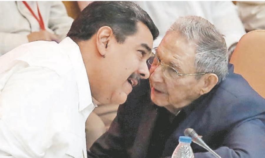 Cuba le jura lealtad al Chavismo pese a sanción