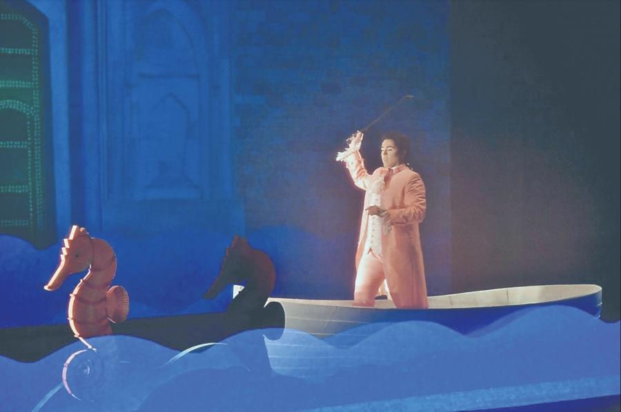 El Teatro Bicentenario se viste de gala con Rapto en el serrallo