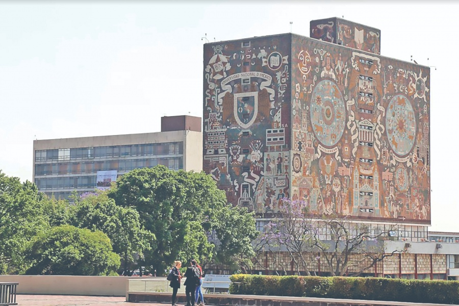 UNAM sube 10 lugares en Ranking