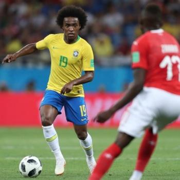 Brasil anuncia a Willian como remplazo de Neymar para la Copa América