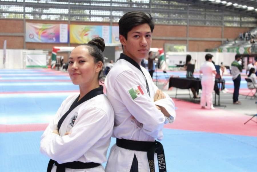Se cuelga México la plata en el Grand Prix de Roma de Taekwondo