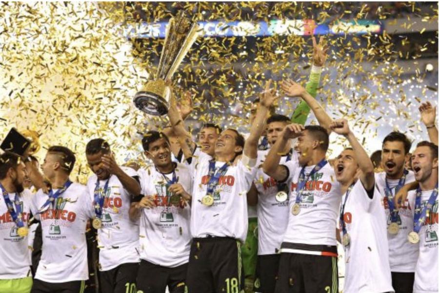 Copa Oro, pasaporte desde 1991 a la desaparecida Copa Confederaciones