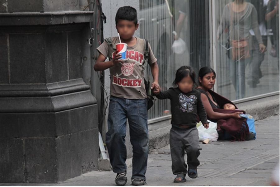 Plantean incluir a niños en situación de calle como beneficiarios de programas sociales