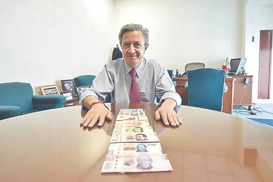 Habrá nuevo billete de 200 para cerrar el año: Banxico