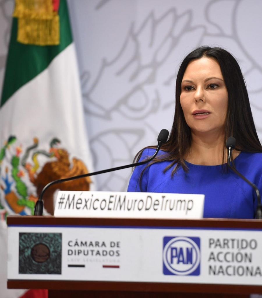 México dio la espalda a su política migratoria: Laura Hernández