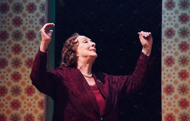 Muere la primera actriz Mercedes Pascual